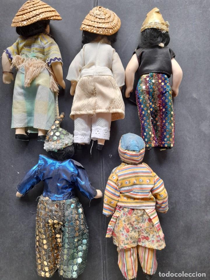 Muñecas Porcelana: MUÑECAS DEL MUNDO RBA PORCELANA - Foto 2 - 225474658