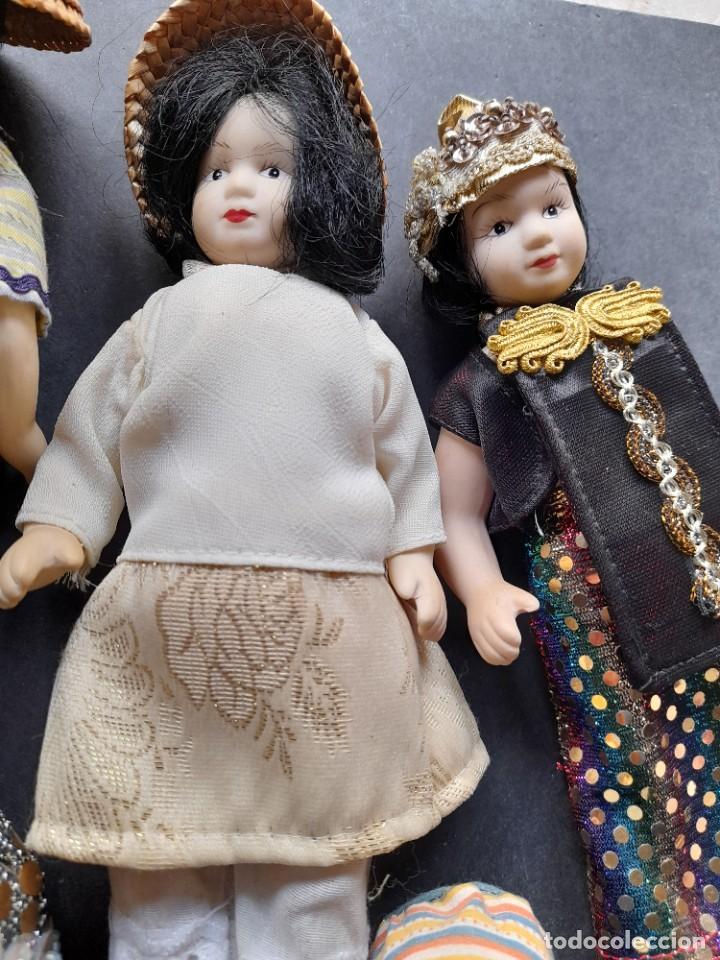 Muñecas Porcelana: MUÑECAS DEL MUNDO RBA PORCELANA - Foto 3 - 225474658