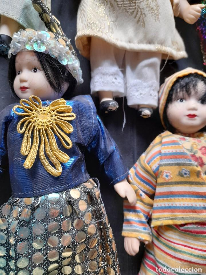 Muñecas Porcelana: MUÑECAS DEL MUNDO RBA PORCELANA - Foto 4 - 225474658