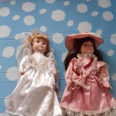 Muñecas Porcelana: MUÑECAS DE PORCELANA. Lote 230514280