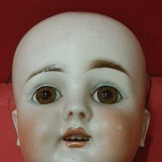 Bonecas Porcelana: ANTIGUA CABEZA DE MUÑECA. Lote 231370660