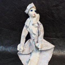 Muñecas Porcelana: MUÑECA DE PORCELANA TIPO AÑOS '20. C13. Lote 231609120