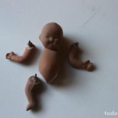 Muñecas Porcelana: MUÑECA DE PORCELANA. Lote 233015925