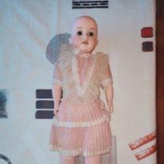 Bonecas Porcelana: ANTIGUA MUÑECA ARMAND MARSEILL. Lote 233059220