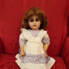 Bambole Porcellana: MUÑECA ANTIGUA. Lote 233078365