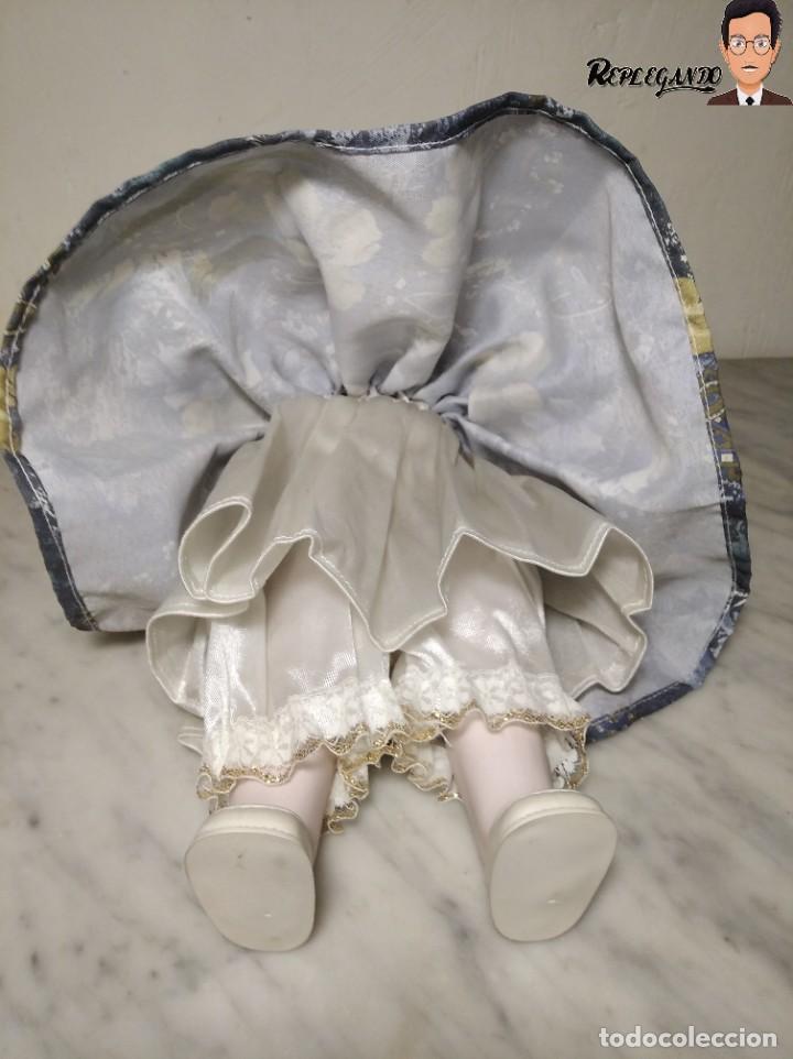 Muñecas Porcelana: PRECIOSA MUÑECA DE PORCELANA (AÑOS 90) 39 CM ALTO - Foto 12 - 233167685