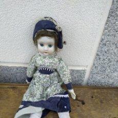 Muñecas Porcelana: MUÑECA DE PORCELANA. Lote 237196575