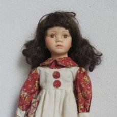 Muñecas Porcelana: MUÑECA DE PORCELANA A203B. Lote 237663755