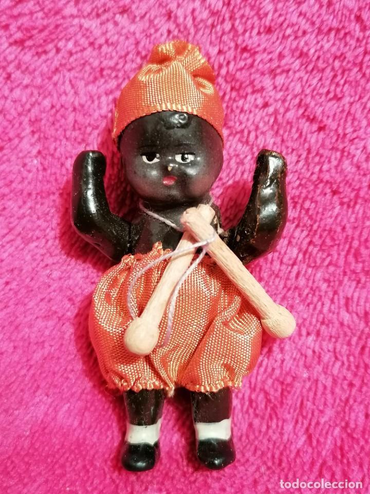 MUÑEQUITO ANTIGUO DE PORCELANA (Juguetes - Muñecas Extranjeras Antiguas - Porcelana Otros paises)