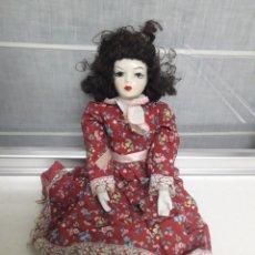 Muñecas Porcelana: ANTIGUA MUÑECA DE PORCELANA. Lote 239592080