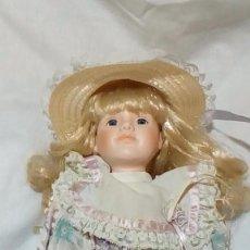 Muñecas Porcelana: ANTIGUA MUÑECA DE PORCELANA 42 CM. Lote 240254560