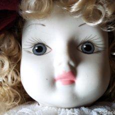 Muñecas Porcelana: MUÑECA DE PORCELANA.. Lote 240550980