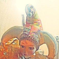 Muñecas Porcelana: MUÑECA PORCELANA DE VENECIA.. Lote 240645910