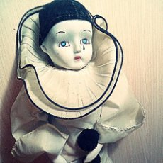 Muñecas Porcelana: MUÑECO DE PORCELANA VENECIANO,. Lote 240702550