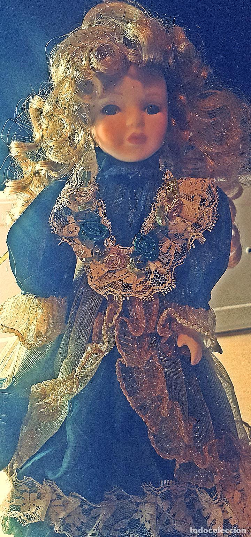Muñecas Porcelana: MUÑECA AÑOS 50 - Foto 2 - 240912280