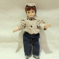 Muñecas Porcelana: MUÑECO DE PORCELANA Y BISQUIT LOTE 4. Lote 241767750