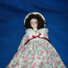 Muñecas Porcelana: ANTIGUA MUÑECA DE PORCELANA (CABEZA, TRONCO, MANOS Y PIES). Lote 243074660