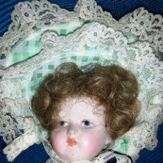 Muñecas Porcelana: ANTIGUA MUÑECA DE PORCELANA DE 40 CM.. Lote 243078165