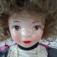 Muñecas Porcelana: FANAS MUÑECA DE PORCELANA. Lote 246104000