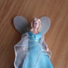 Muñecas Porcelana: MUÑECA DE PORCELANA ALEGÓRICA LAS PRINCESAS DE DISNEY. Lote 246216800