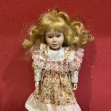 Muñecas Porcelana: ANTIGUA MUÑECA PORCELANA. VER LAS FOTOS. Lote 247442200