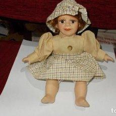Muñecas Porcelana: ANTIGUA MUÑECA DE PORCELANA, MUY BUEN ESTADO. Lote 247802950