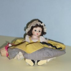 Muñecas Porcelana: MUÑECA PORCELANA DE MADAME ALEXANDER. Lote 248360060
