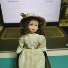 Muñecas Porcelana: MUÑECA PORCELANA. Lote 249072480
