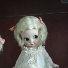 Bonecas Porcelana: PRECIOSA BETTY BOOP DE PORCELANA. Lote 249292580