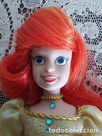 Muñecas Porcelana: ANTIGÜA MUÑECA PORCELANA OJOS PINTADOS VESTIDA DE PRINCESA - Foto 12 - 251043000