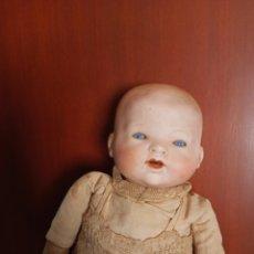 Muñecas Porcelana: ANTIGUO MUÑECO ALEMÁN. Lote 253563525