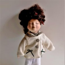Muñecas Porcelana: MUÑECA PORCELANA DE 35.CM ALTO. Lote 257397430