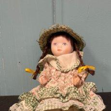 Muñecas Porcelana: ANTIGUA MUÑECA DE PORCELANA. Lote 259777780