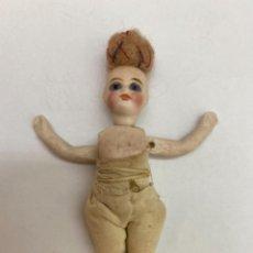 Bambole Porcellana: MUÑECA PORCELANA ANTIGUA. Lote 262526055