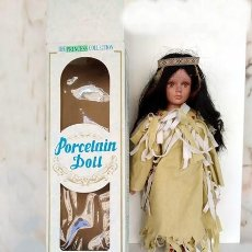 Muñecas Porcelana: MUÑECA DE PORCELANA THE PRINCESS COLLECTION. Lote 263552110