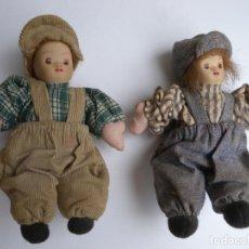Muñecas Porcelana: HANSEL Y GRETEL - PORCELANA. Lote 263683505