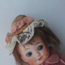 Bambole Porcellana: MINI MUÑECA. Lote 265141249