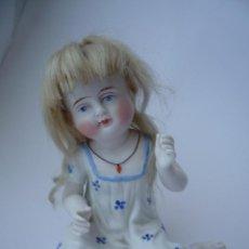 Muñecas Porcelana: FIGURA SOBRE EL PIANO. Lote 265147954
