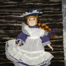 Muñecas Porcelana: MUÑECA PORCELANA COLECCIÓN. Lote 265696839