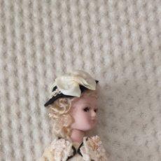 Muñecas Porcelana: MUÑECA DE PORCELANA - PLANETA DE AGOSTINI (TENGO LA COLECCIÓN ENTERA MIRAR MI PERFIL). Lote 267447439