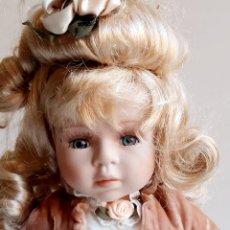 Bonecas Porcelana: ALBERON MUÑECA PORCELANA - 38.CM ALTO. Lote 267775749