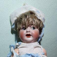 Muñecas Porcelana: ANTIGUA MUÑECA ALEMANA SIMON HALBING 126 AÑOS 50. Lote 267846269