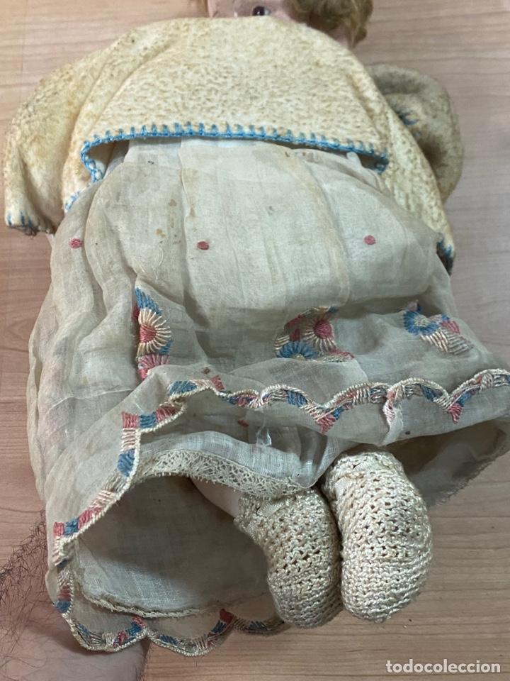 Muñecas Porcelana: ANTIGUA MUÑECA DE PORCELANA CON VESTIDO ORIGINAL - Foto 12 - 268586979