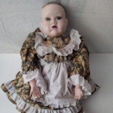 Muñecas Porcelana: ANTIGUA MUÑECA DE PORCELANA. Lote 269290313