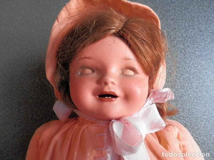 Muñecas Porcelana: BONITA MUÑECA MUY ANTIGUA CABEZA PORCELANA CON MARCA 35 CENTÍMETROS MUY BIEN CONSERVADA - Foto 6 - 275658953