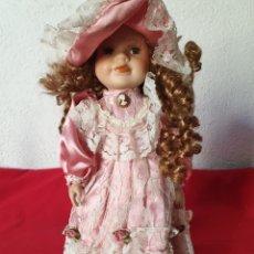 Muñecas Porcelana: ANTIGUA MUÑECA PORCELANA. Lote 275974718