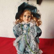 Muñecas Porcelana: ANTIGUA MUÑECA PORCELANA. Lote 275974743