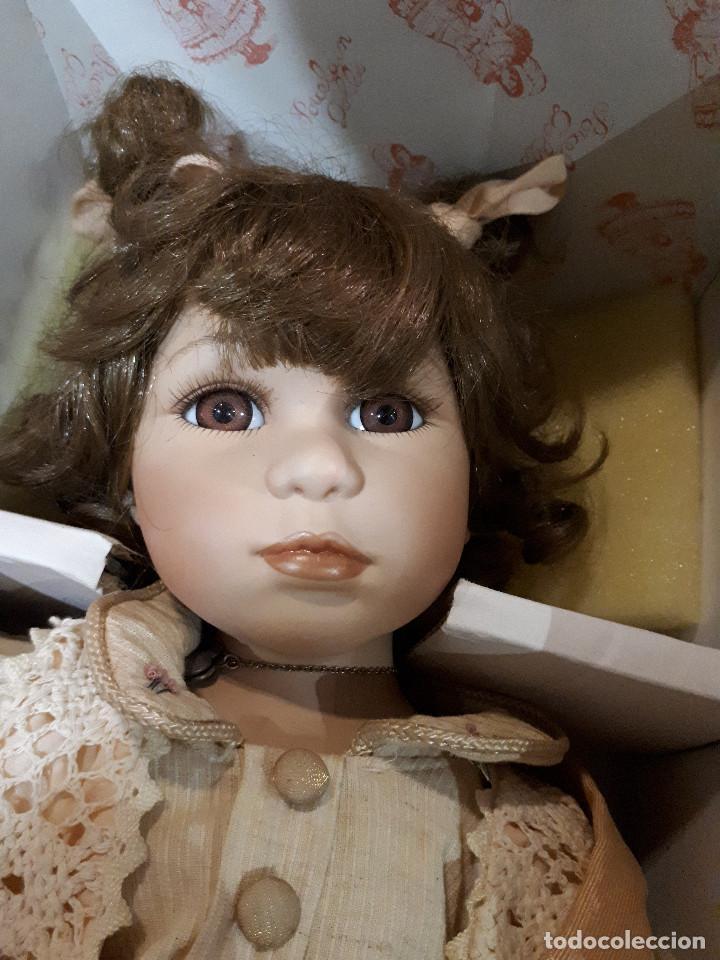 Muñecas Porcelana: MUñECA ANTIGUA PORCELANA COLECCION - Foto 3 - 276369553