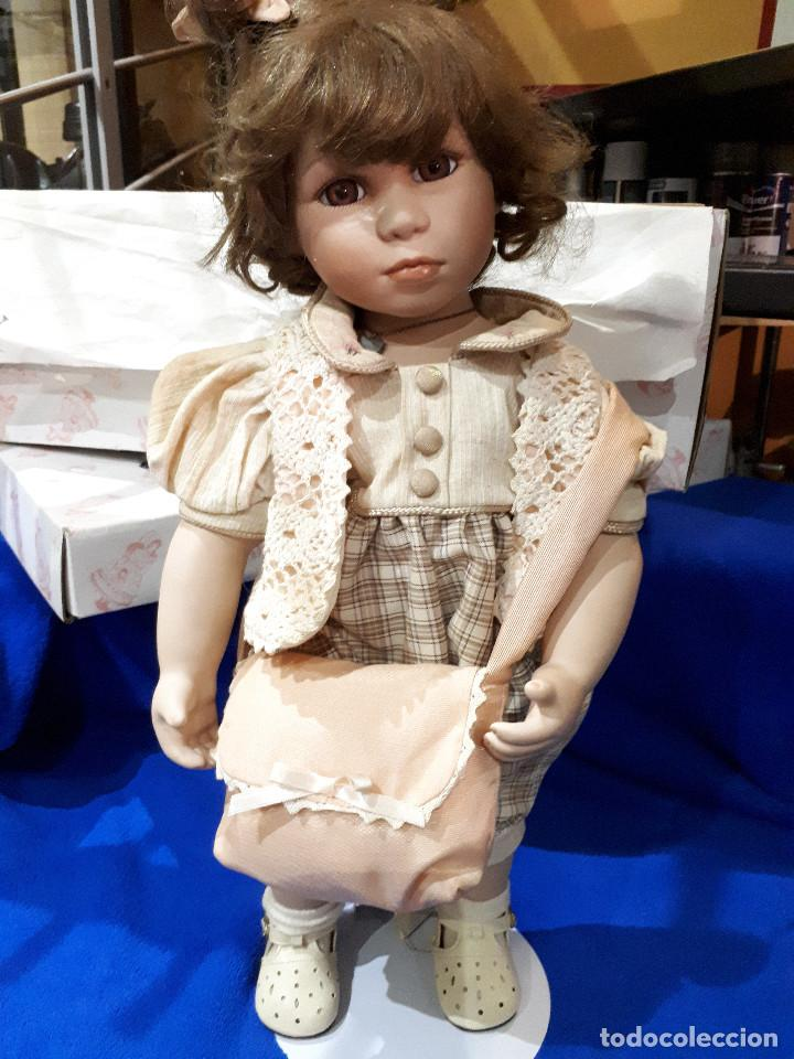 Muñecas Porcelana: MUñECA ANTIGUA PORCELANA COLECCION - Foto 4 - 276369553