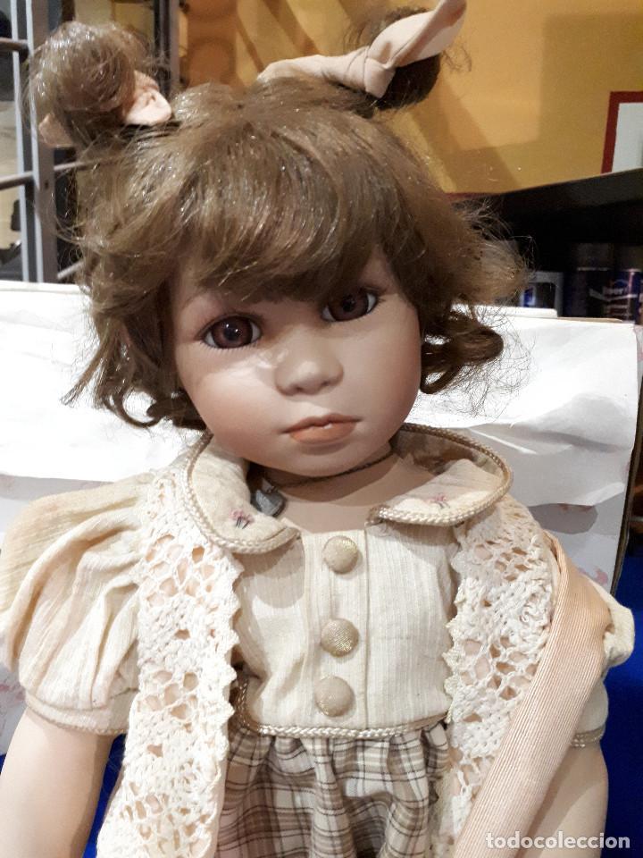 Muñecas Porcelana: MUñECA ANTIGUA PORCELANA COLECCION - Foto 5 - 276369553